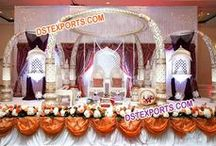 #WEDDING #MANDAPS #DSTEXPORTS.COM / We are manufacturing and exporting all products in excellent quality.