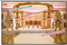 #WEDDING #WOODEN #CARVED #MANDAP #MANUFACTURER #DSTEXPORTS / We are manufacturing and exporting all types of wedding mandaps