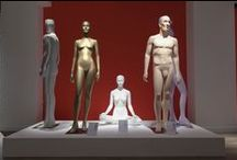 EXHIBITIONS / Cofrad Mannequins 's board dedicated to the collaboration for exhibitions : The Art of the Mannequin, Jeanne Lanvin, Galerie Joyce, Olivier Châtenet...