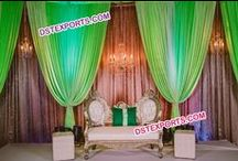 #Asian #Wedding #Furnitures #DSTEXPORTS / we are manufacturing and exporting all types o wedding decorations.