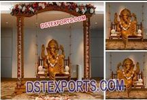 #Indian #Wedding #Swing/Julas #Dstexports / We are manufacturing and exporter for all type of wedding decorations.