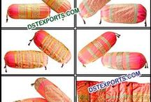 #Wedding #Fancy #Cushion #and #Gavas #Covers #Dstexports / We are manufacturing and exporter for all type of wedding decorations.