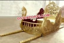 #Indian #Wedding #Dolis #and #Palkis #Dstexports / We are manufacturing and exporting all type of wedding decorations.