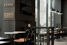 cafe l restaurant interior
