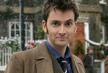 He's Magnificent / Anything and everything Doctor Who related. Lots of David Tennant photos are a must!  / by Miss Laurie of Old-Fashioned Charm