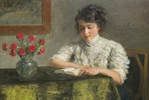 Paint My Portrait / by Miss Laurie of Old-Fashioned Charm