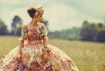 Fantasy and costume dresses