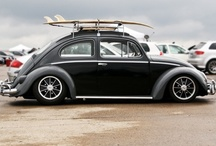 Air Cooled VW's / by Reuben M
