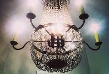 Chandeliers / by Reuben M