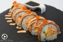 Secrets of Sushi Recipes / Recipes and tutorials on how to make them!