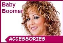 Accessories for Baby Boomer Women / As a Baby Boomer Personal Stylist, I believe a woman looks so much better with accessories than without. They can change your look and mood in an instant. I love them. PS: Make sure you read my comments to help you with your dressing.