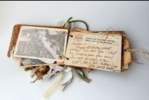 mini&altered books / Little & altered books