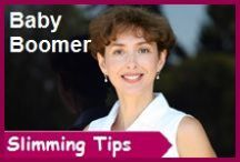 Slimming Fashion Tips for Baby Boomers / Lots of simple, sensible tips to inspire you to think slim every time you dress.