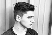 THEORY \\ Men / Men's hair looks by our stylists @ Theory