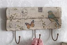 mod podge / mod podge...tutorials & ideas