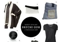 Paychi Guh: Press / select editorial features and interviews