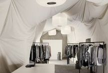 Beautiful stores / beautiful interior of fashion retails around the world
