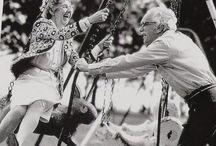 Grandmas and pas