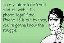 ha ha! / funny stuff
