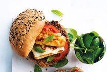 Burgers et Sandwichs