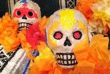 Dia de los Muertos / Photos from the Eiteljorg Museum's Day of the Dead/Dia de los Muertos celebrations in 2013 and 2014