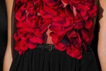 DRESSES BLACK AND RED