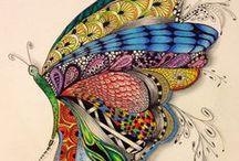 doodles&zentangles