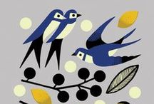 Vzory .. ptáčci