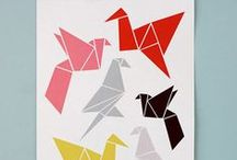 Vzory .. origami