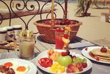 My Breakfast @ Mar'aviglia - Pesaro - Italy / Le colazioni che potrete trovare quest'estate al Mar'aviglia, a Pesaro, in Baia Flaminia.