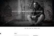 Web Design // / Web design & Interfaces