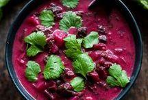 Zupy / Kremy, chłodniki, tradycyjne i te najbardziej egzotyczne... Po prostu zupy!