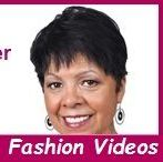 Baby Boomer Fashion Videos / If you'd rather watch than read Style Tips for Baby Boomer women, here you'll find what's new as well as lots of practical fashion tips that really work. #baby #boomers #fashionvideos #styletips