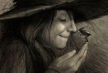 Yes, I am a Witch / Who I am and who I wanna be / by Susan Sinisi