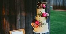 Cake Inspiration from Further Afield / These cakes may not have been at Larchfield Estate.... yet! But we wanted to give you some inspiration which we have found on Pinterest!
