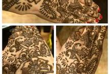 Henna Designs / Designs done in our locations and designs we love!