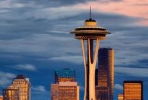 Seattle is our city.  / Our Corporate Headquarters is located in the heart of downtown Seattle. We are neighbors with Pike Place Market, Pioneer Square, and the Space Needle!