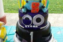 Cakes by my sister Noemi