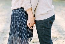 What to wear - Engagement Photos / What to wear for your engagement photos
