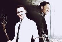 TH as Loki
