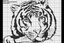 Filet Crochet / Crochet patterns / by r eyears