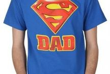 Dad T Shirts / Great T shirts for dad - Ideal Father's Day gifts