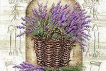 Decoupage - Flowers