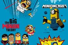 Minions Movie - Despicable Me T Shirts / Cute and funny T shirt designs featuring the yellow guys from Despicable Me and the Minions movie. Here you will find minion mashups and parody art.  Visit shirtminion.com to see more pop culture T shirts designed by talented artists.