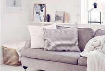 Living Room / Living room styles we love!