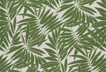 Green / Living / Interior / Design / Furniture / Fabrics / Textiles / Wallpaper / Curtains