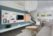 Inspirerende interieurs / Inspiratie voor U en voor onze ontwerpers!