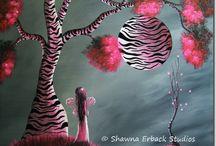 Schawna Erback / Professional artist from Canada