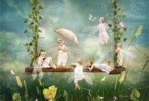 Charlotte Bird / CharlotteBirdfairies Charlotte Bird Fairy Prints, hand made in the UK