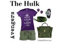 geek? nerd? - outfits & cosplays